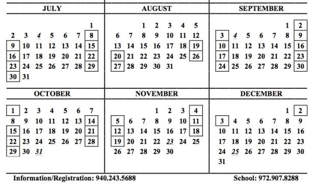 2017-calendar-second-half